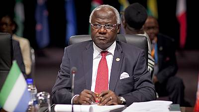 Sierra Leone: Another term for Koroma?