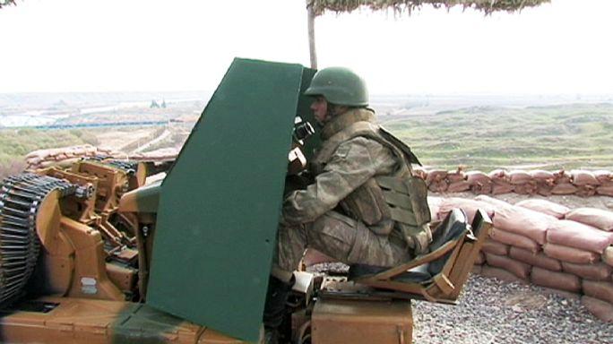 Türkiye sınırdan IŞİD'i vurdu: 200 ölü