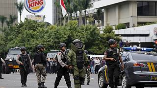 Indonesia: IS behind Jakarta attacks