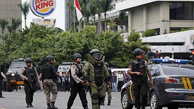 Jakarta secouée jeudi par des attaques à la bombe