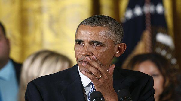 اوباما و کشمکش بر سر قانون آزادی حمل سلاح در آمریکا