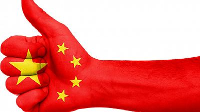 African exports to China decline sharply