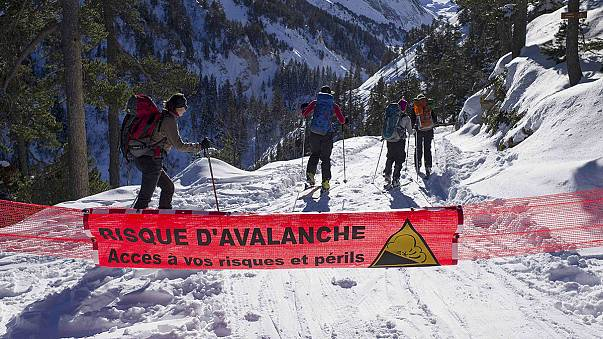 Francia, valanga Deux Alpes: in stato di fermo l'insegnante