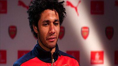 Egypt's midfielder Mohamed Elneny joins Arsenal
