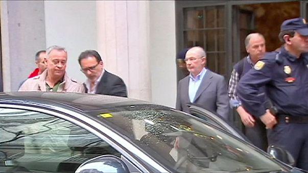 La Fiscalía pide cuatro años y medio para Rodrigo Rato