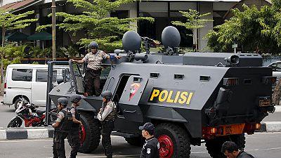 Anschlag in Indonesien: Verdächtige verhaftet - Suche nach weiteren Terrorzellen