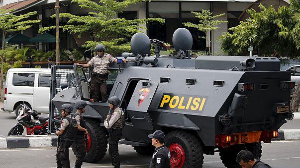 Terör saldırıları sonrası Endonezya operasyonları başlattı
