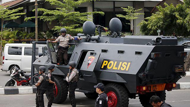 اعتقالات في إندونيسيا على خلفية هجمات جاكرتا