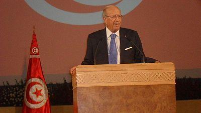 Tunisie : discours d'Essebsi pour l'anniversaire de la révolution