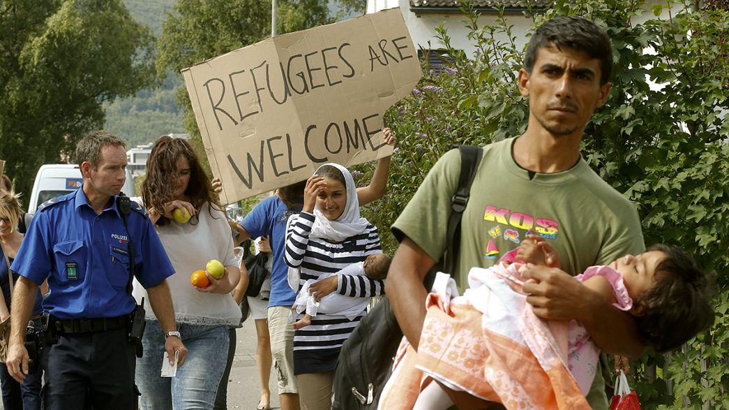 ¿Justicia social o impuesto sobre la miseria? Dinamarca copia a Suiza en materia de asilo
