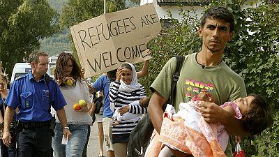 Suíça já confisca bens aos refugiados