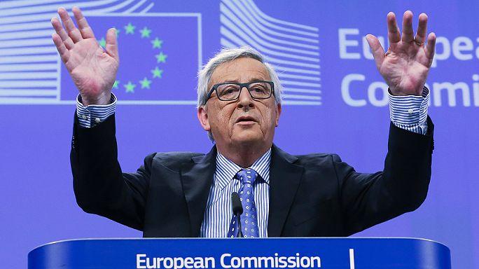 """Юнкер: """"Для ЕС всё будет трудно и в нынешнем году"""""""