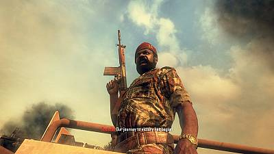Family of Angolan rebel Savimbi sue over video character