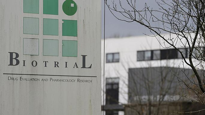 Botched drug trial leaves six in serious condition in France