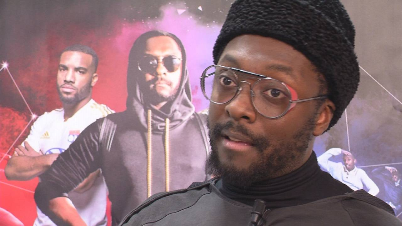 "Will.i.am: ""Mi lucha es la educación"""