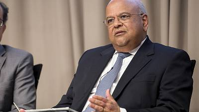 Gordhan refutes reports on South Africa's recession