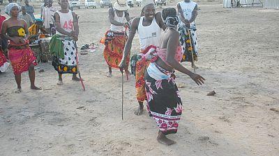 Soudan : la fin des récoltes célébrée au son du Waza