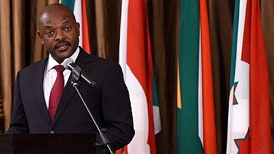 Burundi Coup Generals sentenced to life in prison.