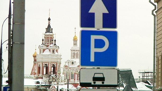 Megszorítások Oroszországban