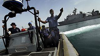 Ghana deports 8 Nigerian suspected sea pirates