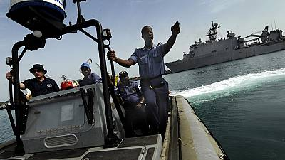 Ghana : extradition de 8 présumés pirates nigérians