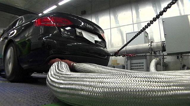 Volkswagen'in Avrupa'daki pazar payı sekiz yıldır ilk kez azaldı