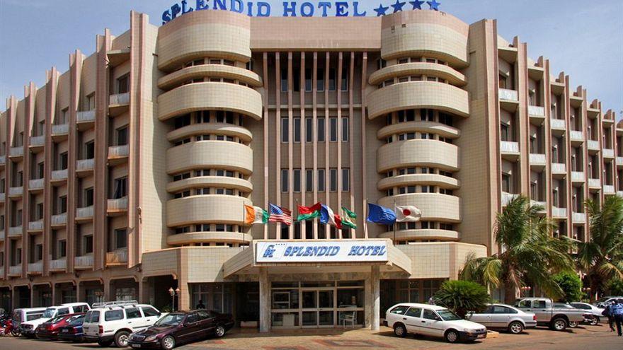 Il blitz all'hotel Splendid di Ouagadougou