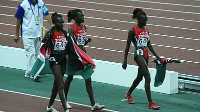 Kenyan star questions IAAF role in doping issues
