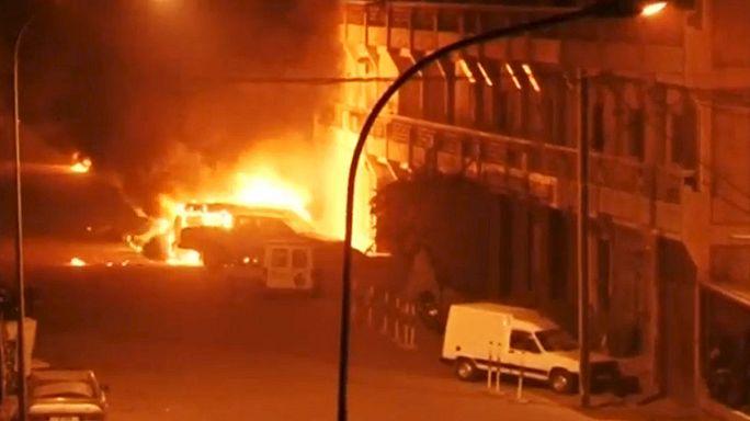 Fegyveres harc Burkina Faso fővárosában
