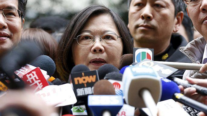Presidenciales y legislativas con aires de cambio en Taiwán