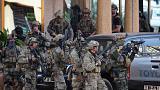Burkina Faso siege: women among dead attackers, all operations over