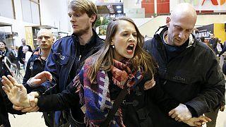 """Berlin schreit: """"Wir haben es satt"""""""