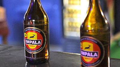 Commercial cassava beer taps new market in Mozambique