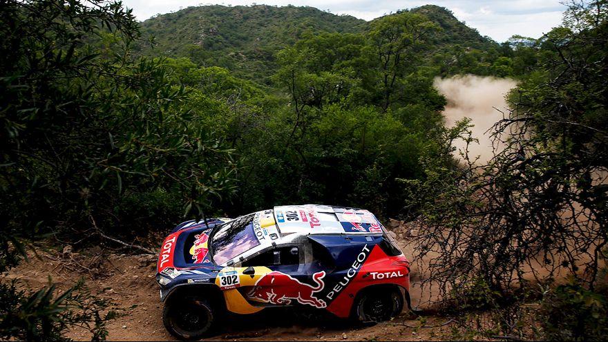French Peugeot driver Stéphane Peterhansel wins Dakar Rally for 12th time