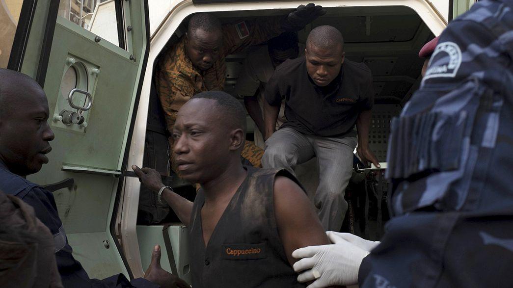 Burkina Faso: testemunhas relatam experiências