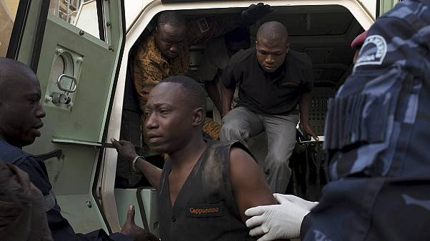 Burkina Faso siege: witnesses describe moment gunmen entered