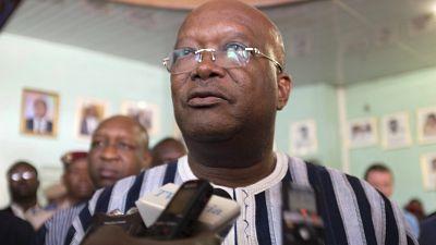 Burkina-Faso : le président Kaboré sur les lieux des attentats