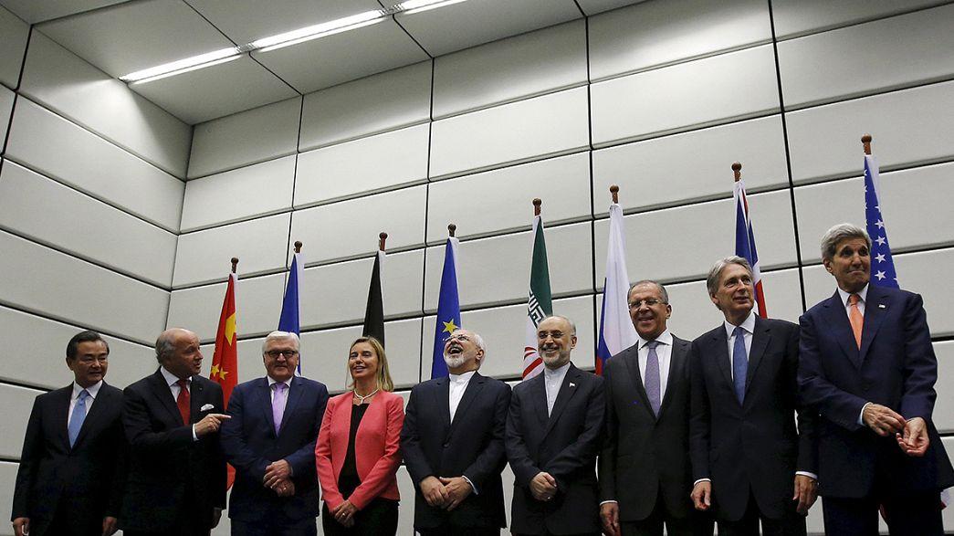 Wien: Neue Atomgespräche mit Iran über ein Ende der Sanktionen