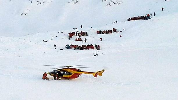 Teacher charged with manslaughter after French Alps avalanche deaths