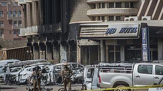 Australian couple abducted in Burkina Faso