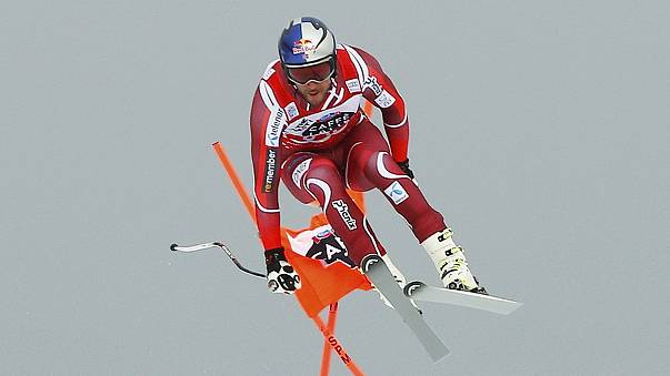 Svindal wins World Cup downhill at Lauberhorn