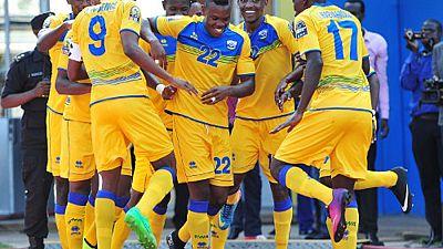 Le Rwanda bat la Côte d'Ivoire en ouverture du CHAN 2016