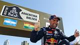 Peterhansel chalks up his 12 Dakar Rally victory