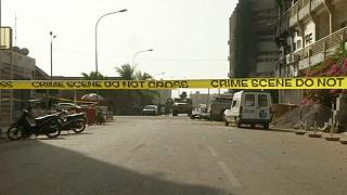 18 ország polgáraival végeztek Burkina Fasóban