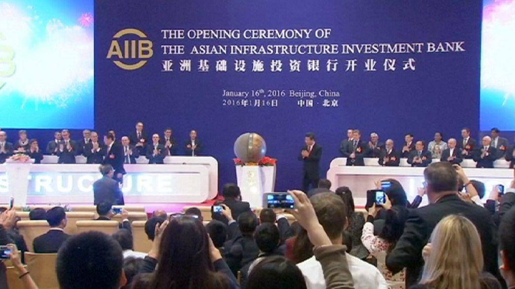 Konkurrent der Weltbank: Asiatische Investmentbank geht an den Start
