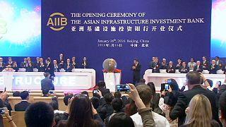 Türkiye'nin ortağı olduğu Asya Altyapı Yatırım Bankası resmen faaliyete başladı