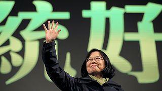 Peking warnt Taiwans neue Präsidentin vor Unabhängigkeitsbestrebungen