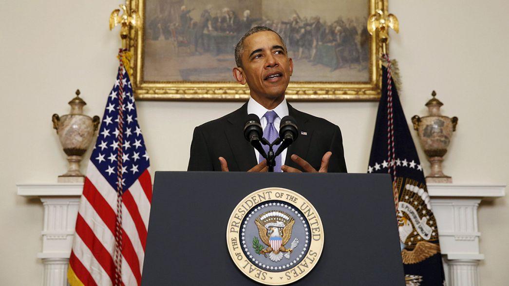 Obama satisfeito com avanços no acordo nuclear iraniano