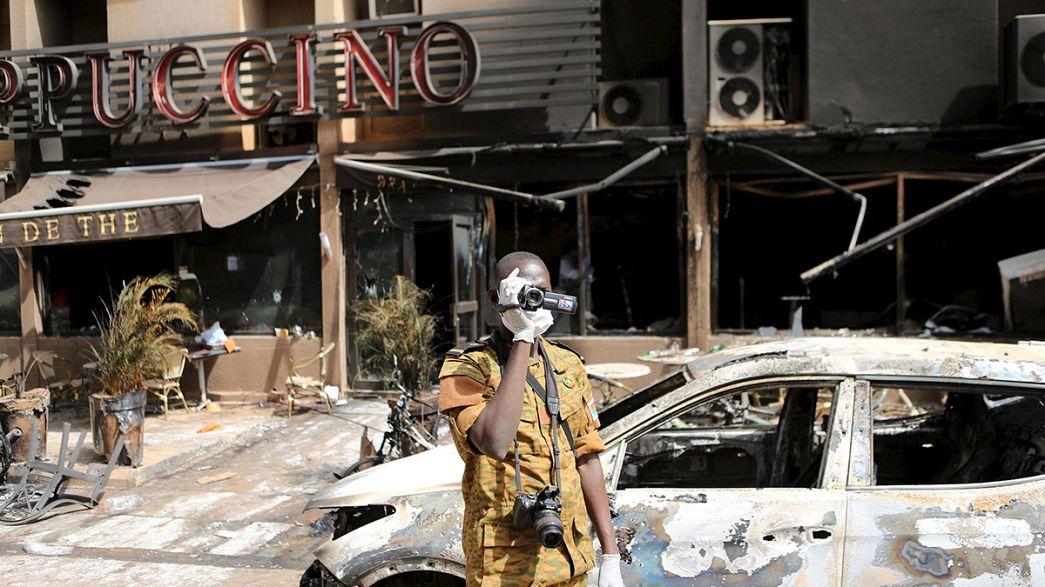 Соседи поддержали Буркина-Фасо