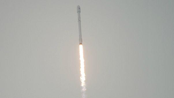 Falcon 9 приземлилась, но повредила нижнюю ступень